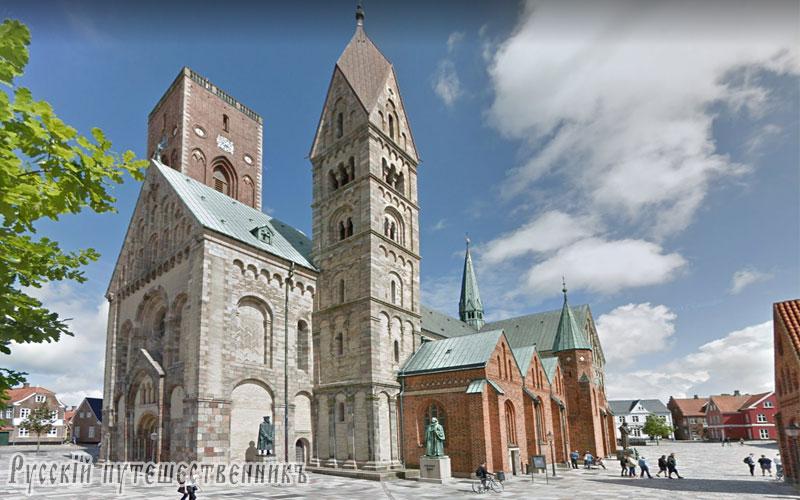Рибе – старейший город Дании
